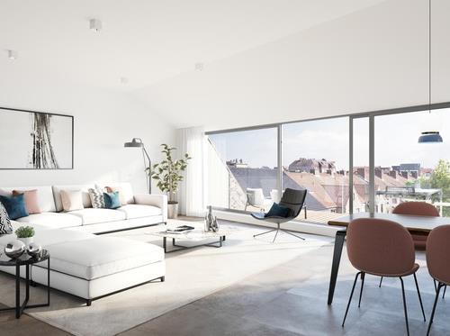 Appartement te koop Blankenberge - Caenen 2305220 - 254030