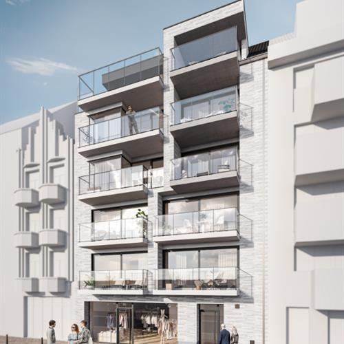 Appartement à vendre La Panne - Caenen 3004869 - 829927