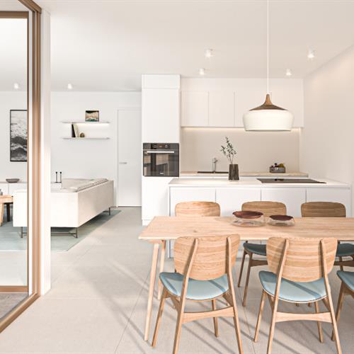 Appartement te koop Middelkerke - Caenen 3036780 - 712409